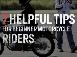 7 Helpful Tips for Beginner Motorcycle Riders