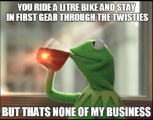 37 Best Sport Motorcycle Memes
