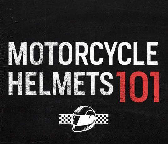 Motorcycle Helmet 101: The Ultimate Guide for Beginners